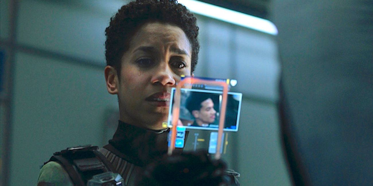 INTERVIEW: The Expanse's Dominique Tipper Looks Back on Naomi's Intense Season 5 Arc