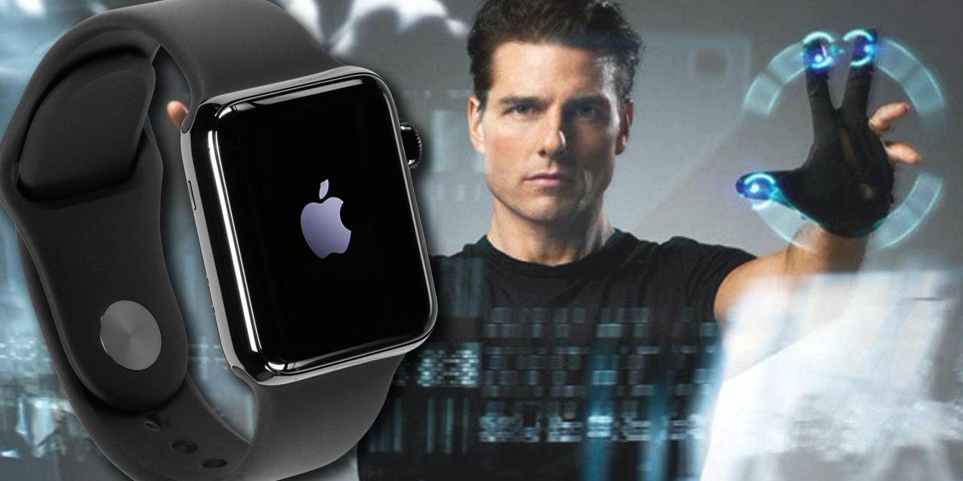 Apple Watch App Controls Smart TVs Minority Report-Style | CBR