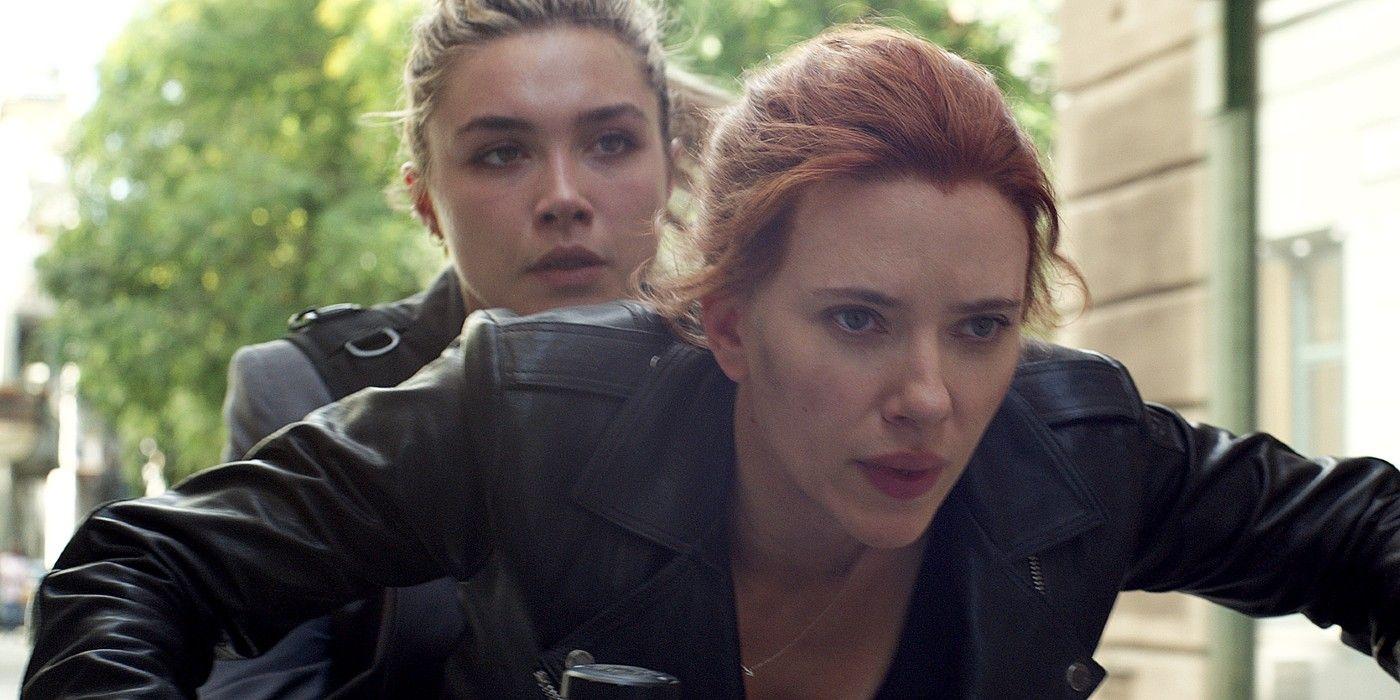 Marvel's Black Widow Still Likely to Skip Disney+ | CBR