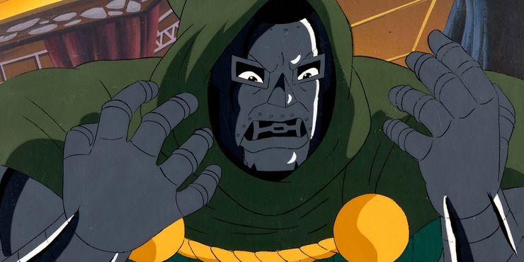 Image result for marvel fantastic four marvel dr doom