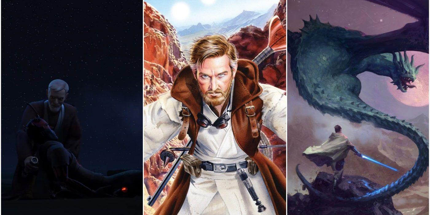Star Wars: 10 Things Obi-Wan Did Between Episodes 3 & 4