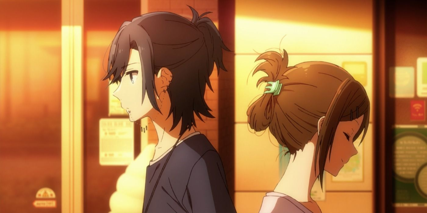Horimiya's Touching Premiere Brings Two Opposites Together