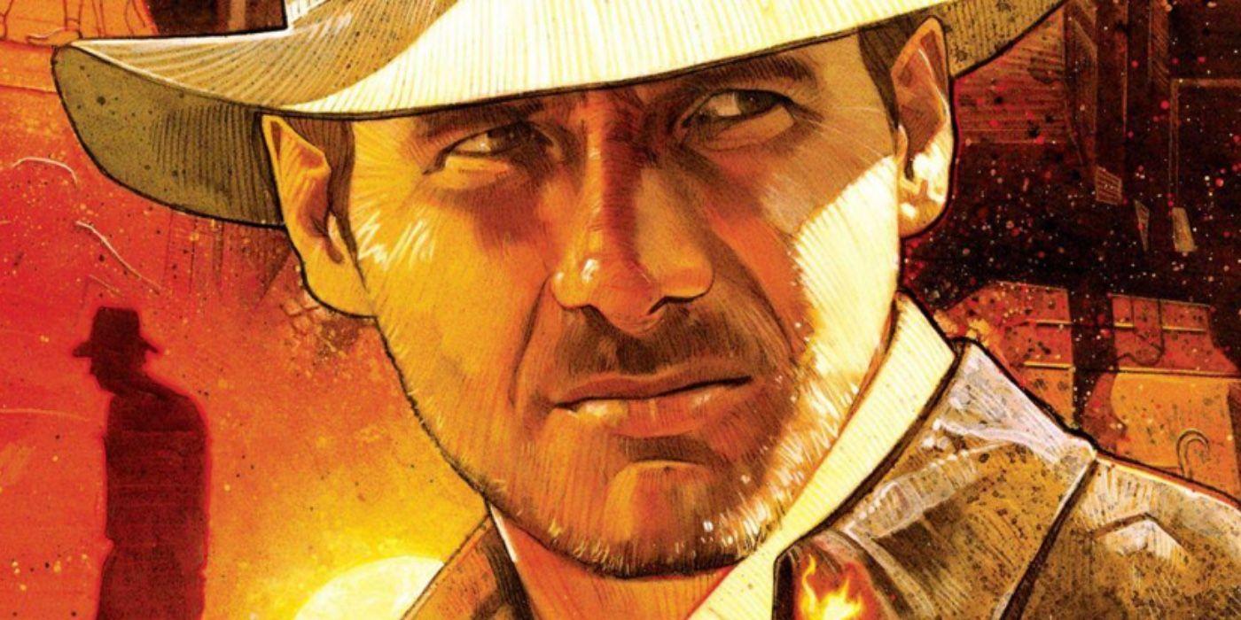 Indiana Jones 5 Stuntman in Harrison Ford Mask Has Minor Accident