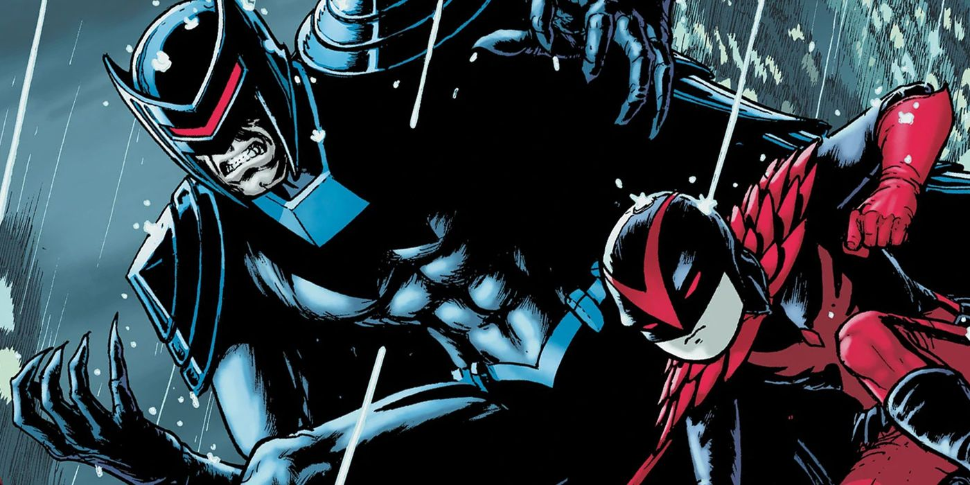 Red Hood: Who Was Wingman, Jason Todd's OTHER Superhero Identity?