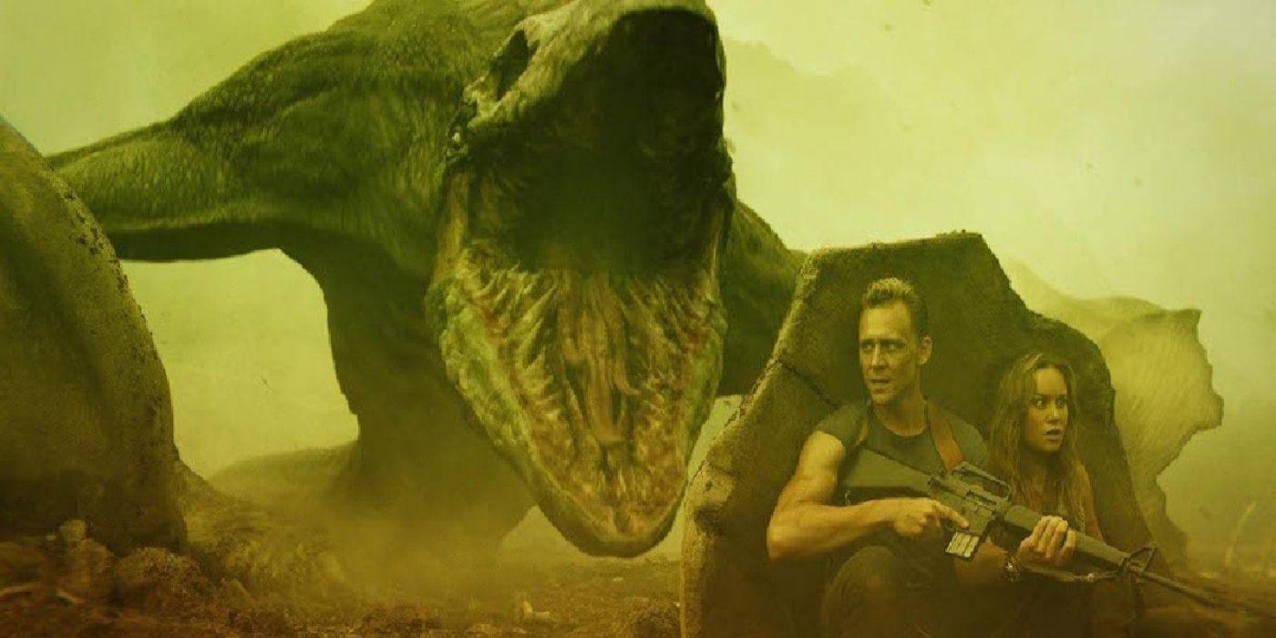 Godzilla vs. Kong Expands the Hollow Earth Mythos   CBR