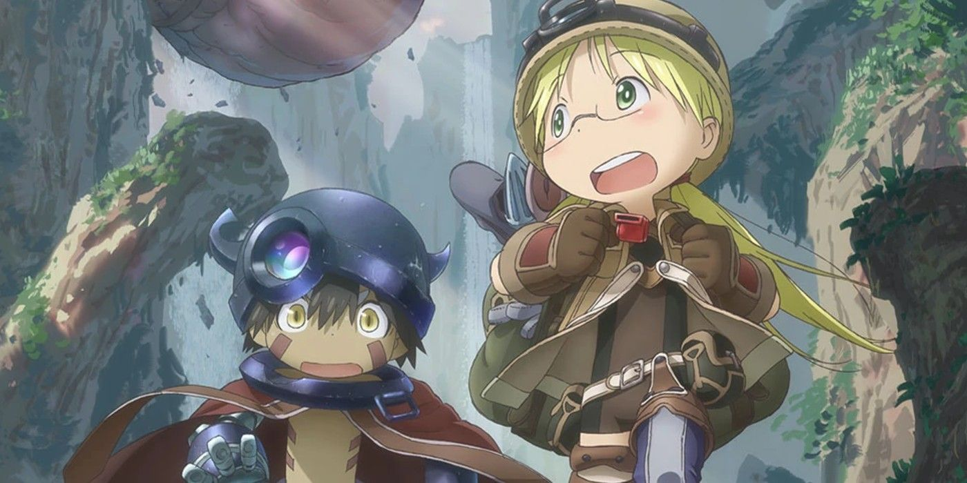 Made In Abyss Anime Announces Season 2 Rpg For 2022 Cbr