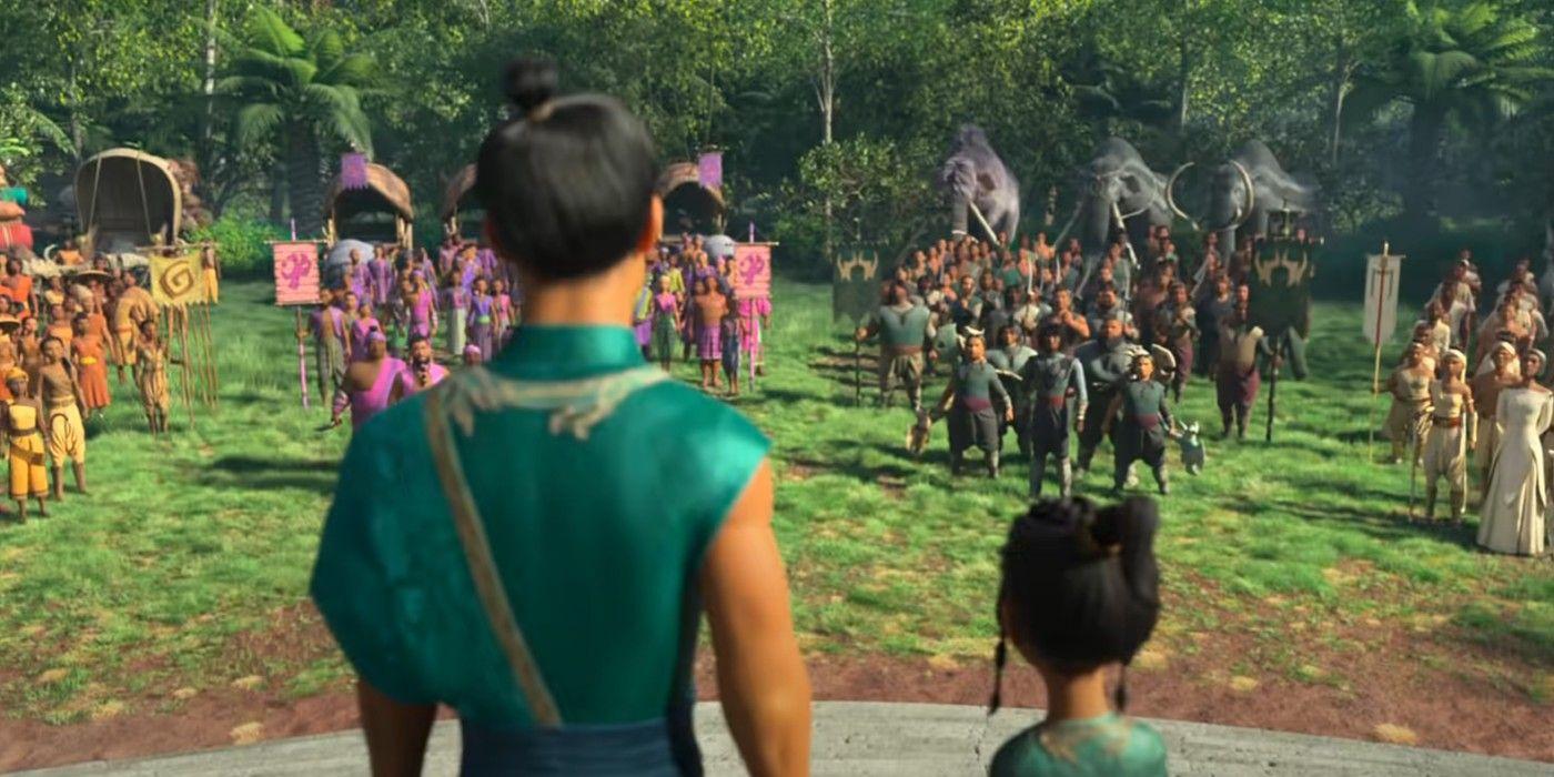 Raya and the Last Dragon: Kumandra's 5 Regions, Explained   CBR