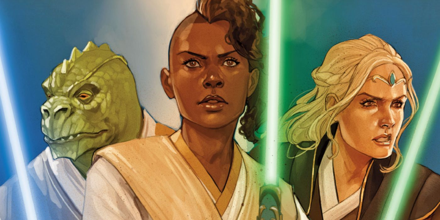 Star Wars: The High Republic Shows What a Jedi's Force Connection Feels Like