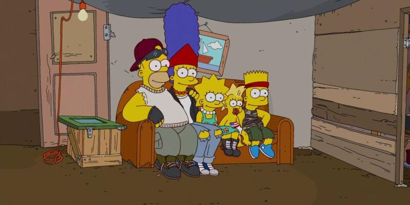 Springfield ODEIA secretamente os Simpsons - e eles têm um bom argmento 1