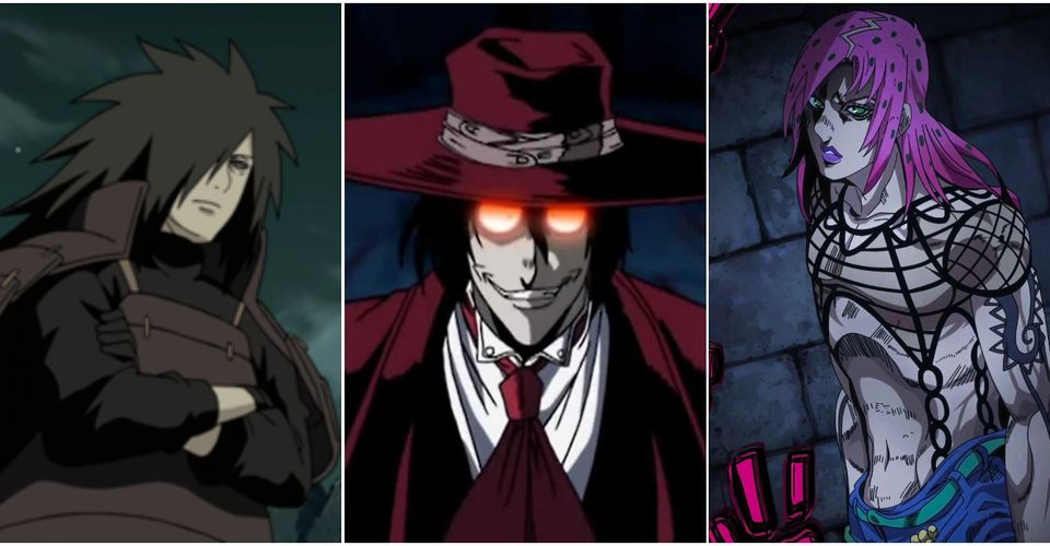 10 Anime Characters That Are Virtually Unbeatable Cbr