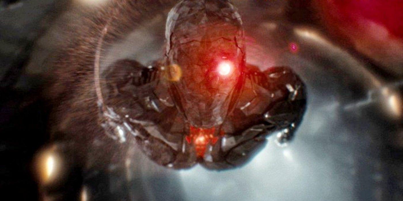Zack Snyder Shares a Martian Manhunter Justice League Quote | CBR