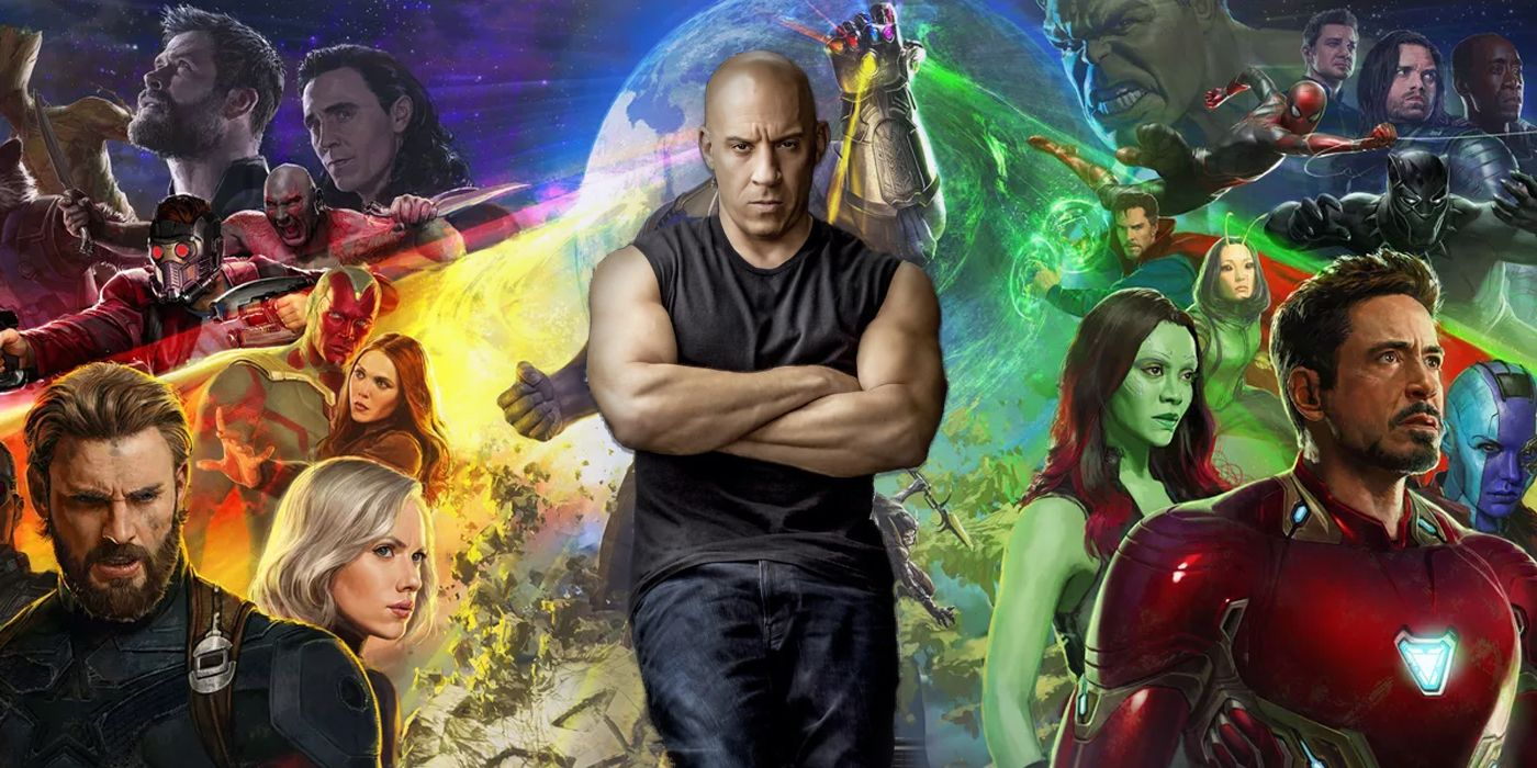 How the MCU Made Fast & Furious' Two-Film Finale Possible
