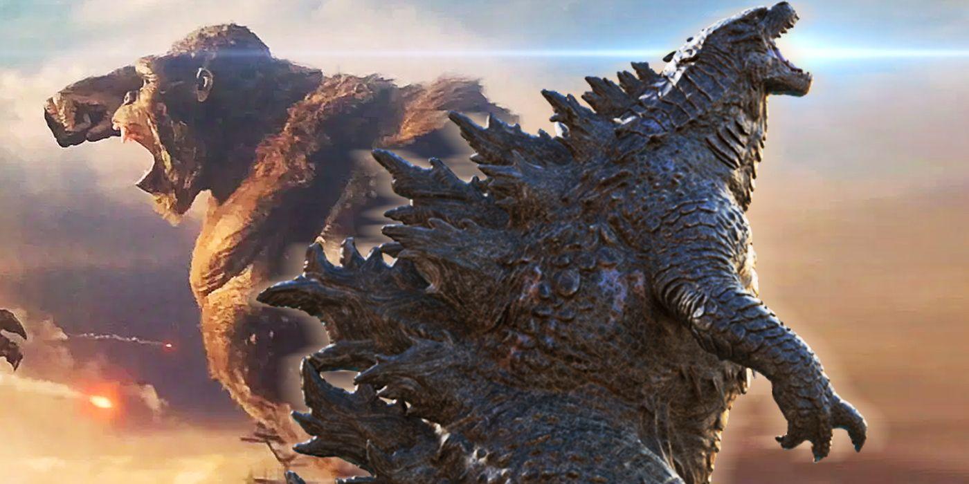 Godzilla vs. Kong: Who Will Win Their Fight? | CBR