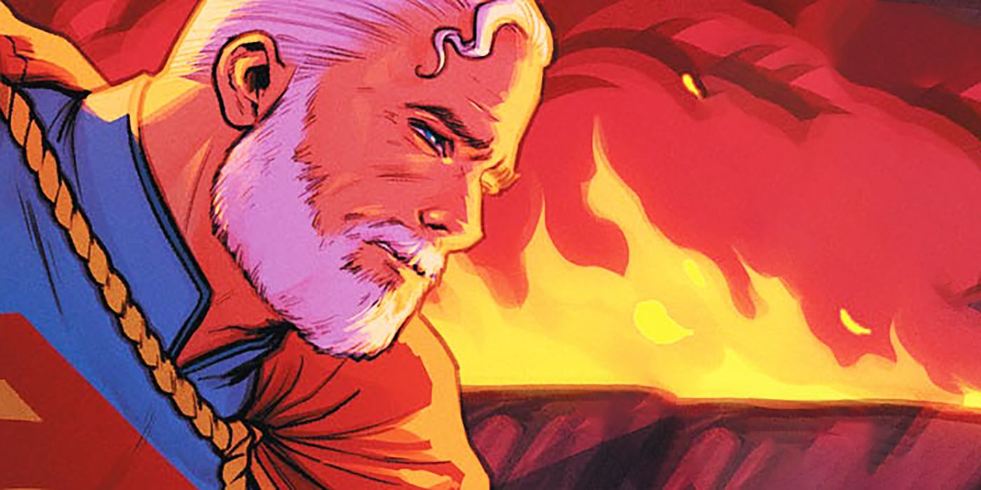 Superman Faces the End of the World With His REGAL Future State Costume