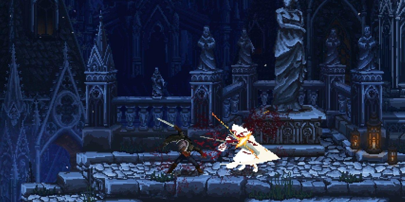 The Last Faith é um casamento maravilhoso entre Castlevania e Bloodborne 2