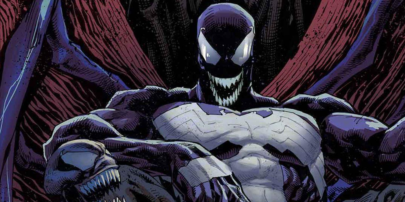Venom Cover Hints at Eddie Brock's Status After King in Black