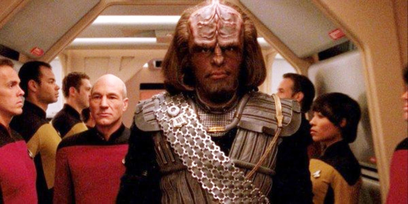Star Trek's Michael Dorn Shares His Pitch for a Worf Spinoff Series