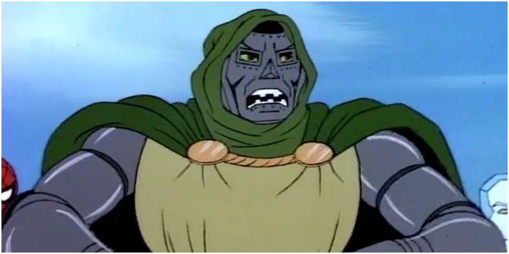 Image result for spider man 1981 doctor doom