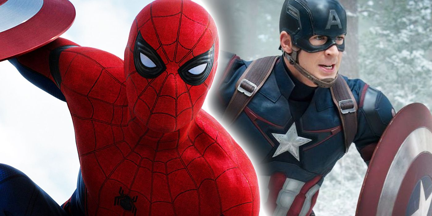 Spider-Man 3: A New 'Avenger' Wields Cap's Shield in BTS Photo