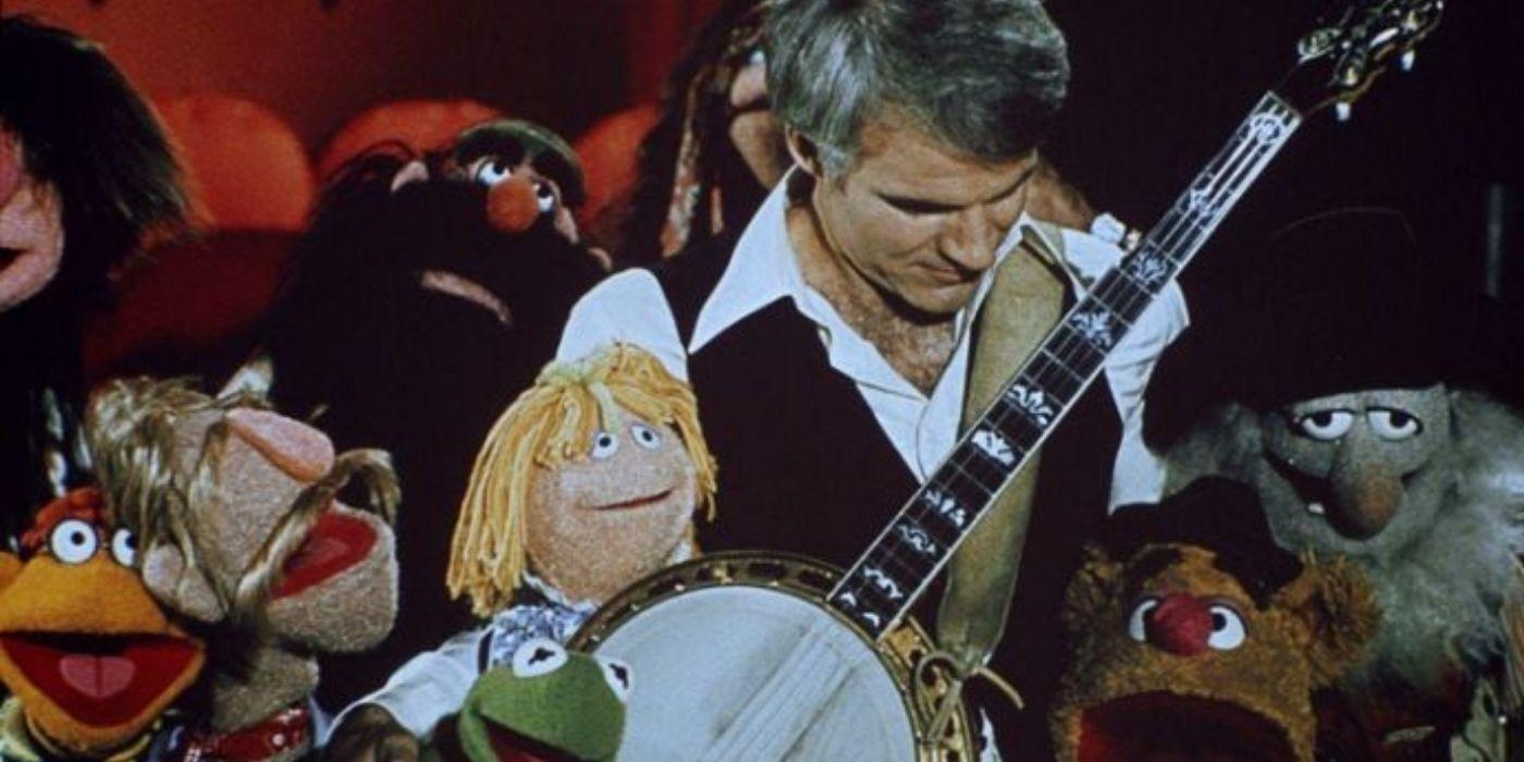 Por que o Muppet Show 'Os Muppets' tem um aviso de conteúdo na Disney + 2