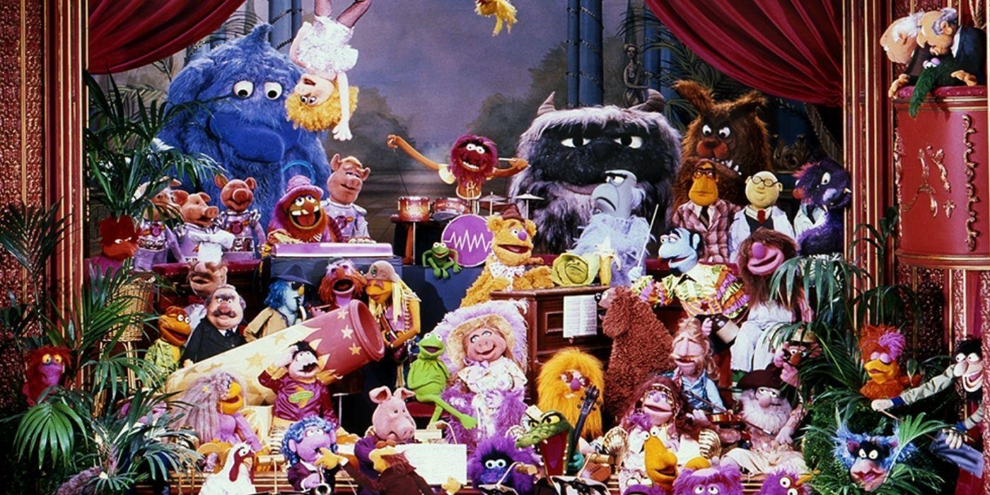 Por que o Muppet Show 'Os Muppets' tem um aviso de conteúdo na Disney + 1