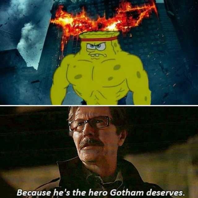 Spongy Hero