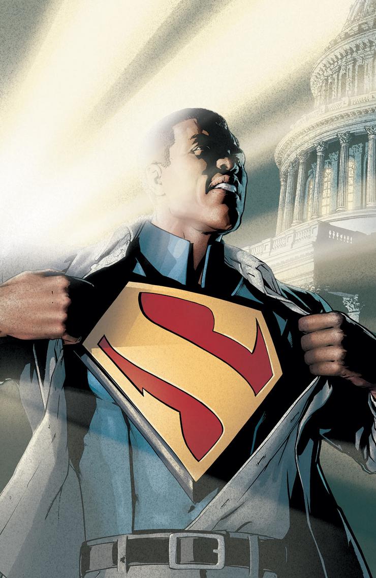 calvin ellis superman - ¿Quién fue el primer Superman negro?