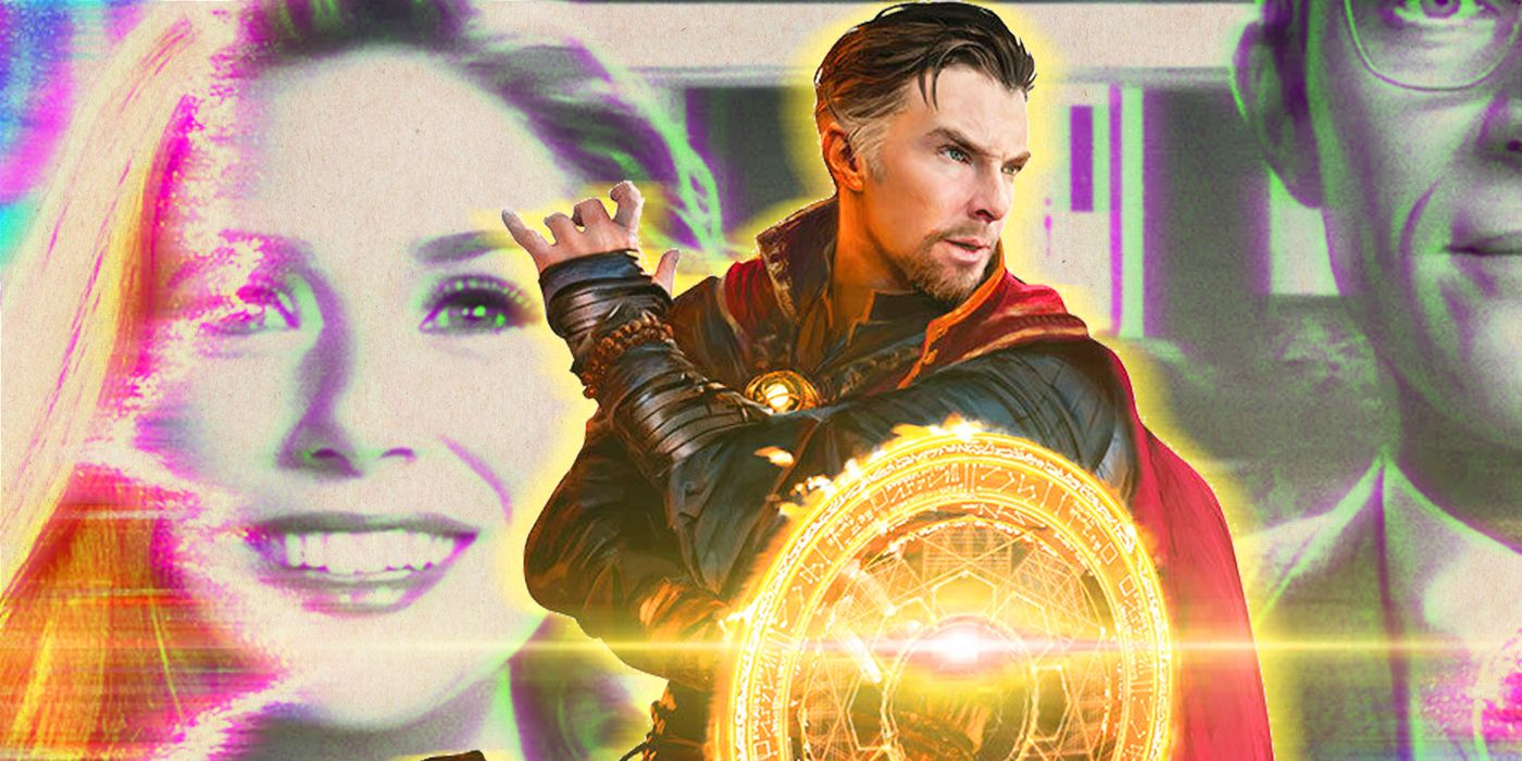 WandaVision Theory: Doctor Strange Sent Pietro to Help Wanda