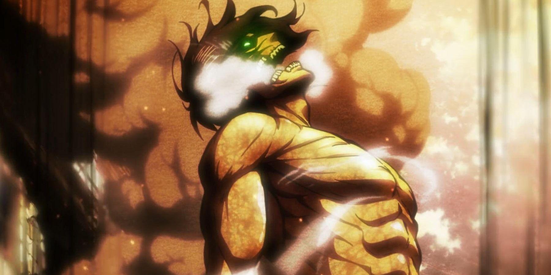 Eren Uses The Shōnen Hero S Power Scaling For Evil Netral News