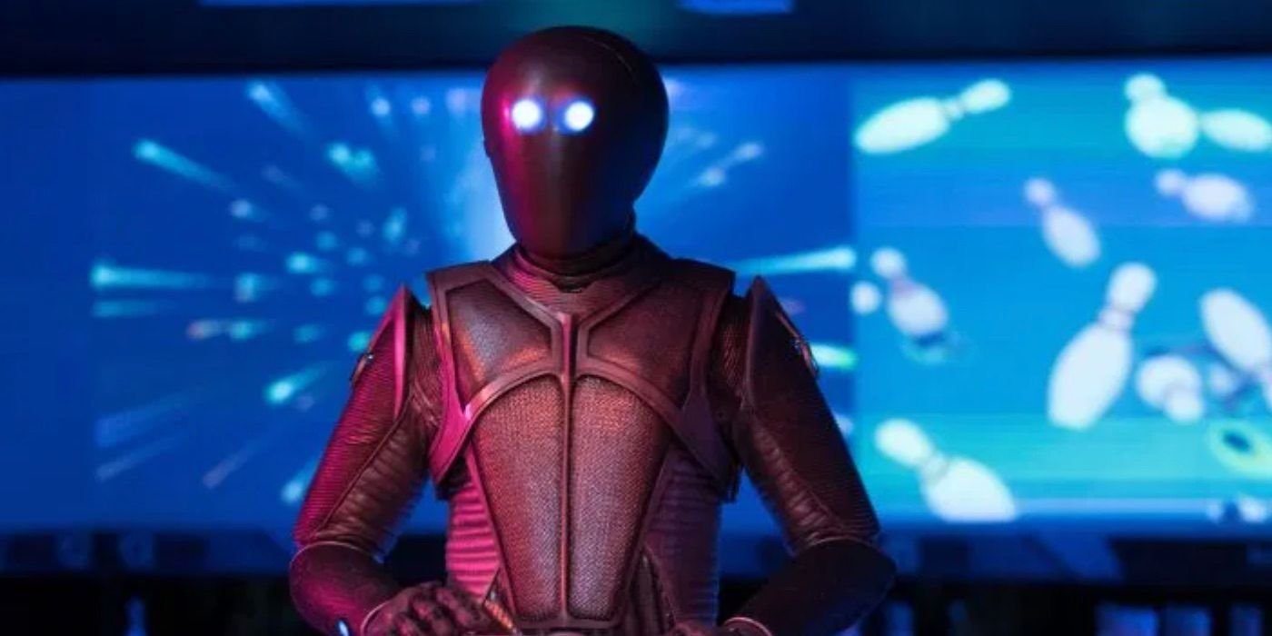The Orville: Who Plays Isaac (and What Else He's Been In) | CBR