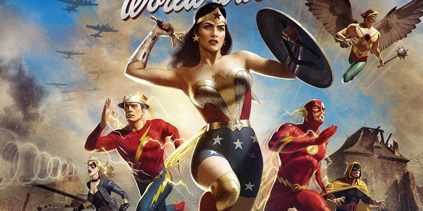 Justice Society: World War II Producer Butch Lukic on Expanding DC's Frontiers