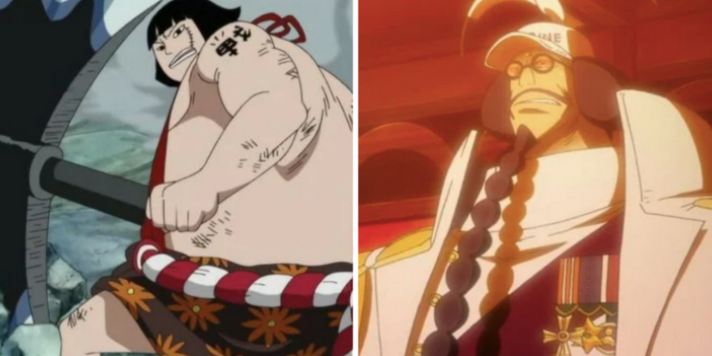 One Piece: Every Marine Who Isn't An Admiral (But Could ...