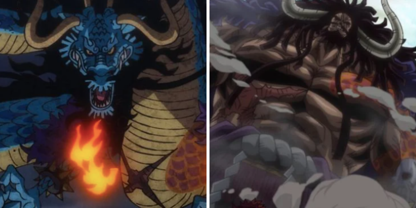 What Is Kaido's Devil Fruit? & 9 Other Questions About His Powers, Answered