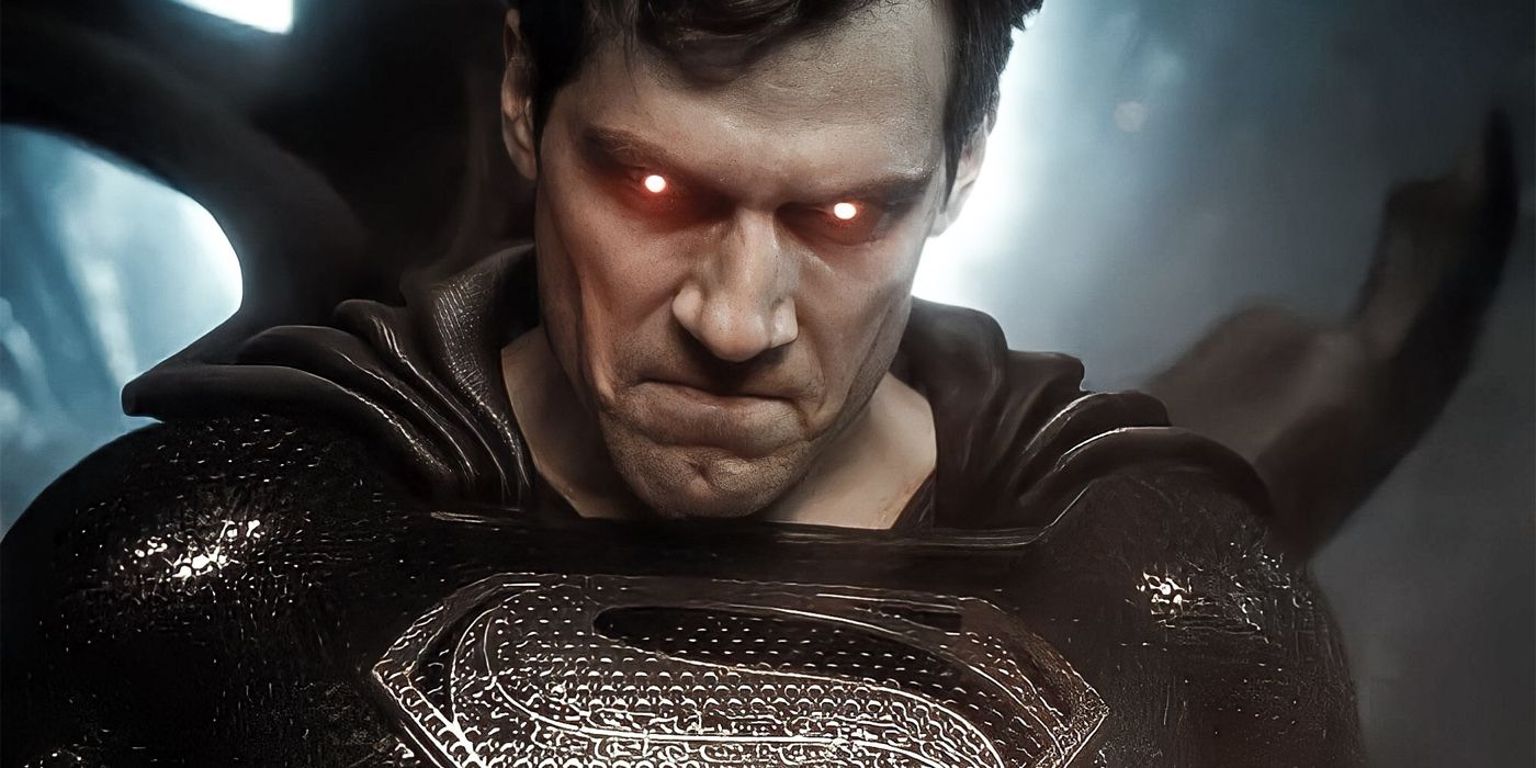 Zack Snyder, Warner Bros. Clashed Over Superman's Black Suit