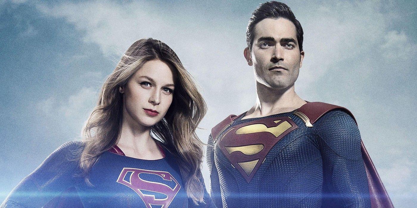Supergirl Sets Premiere Date as Superman & Lois Announces Hiatus