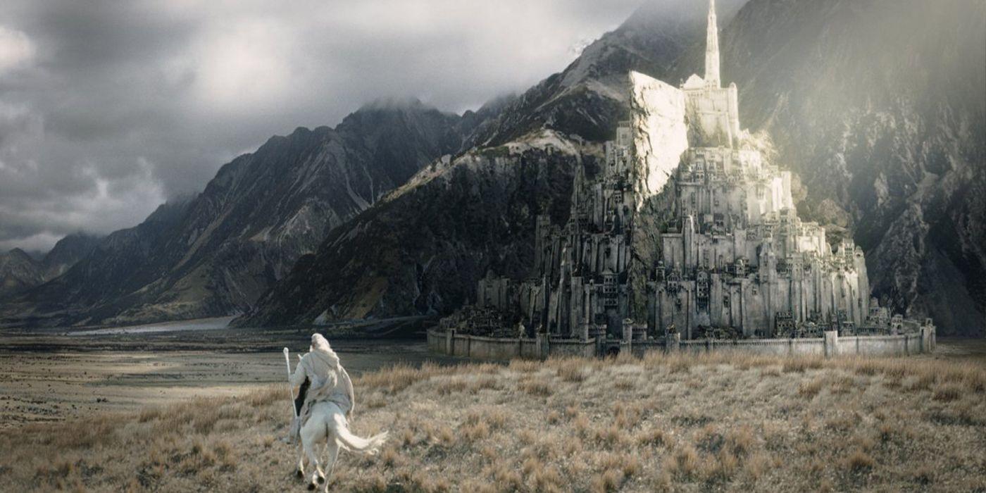 Senhor dos Anéis: A Origem do Cavalo de Gandalf Shadowfax 1