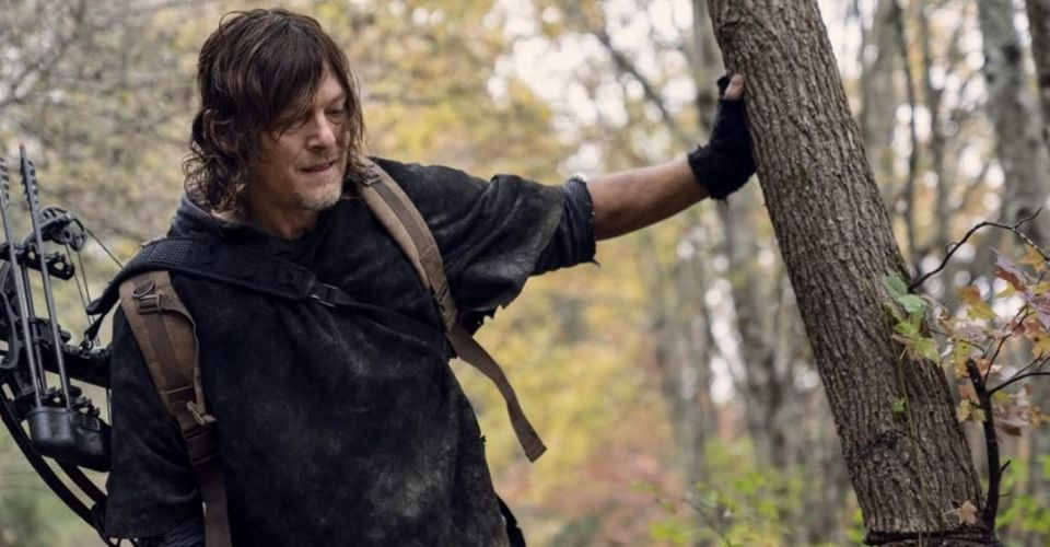 The Walking Dead Reveals Daryl's Prior Romance with Leah | CBR