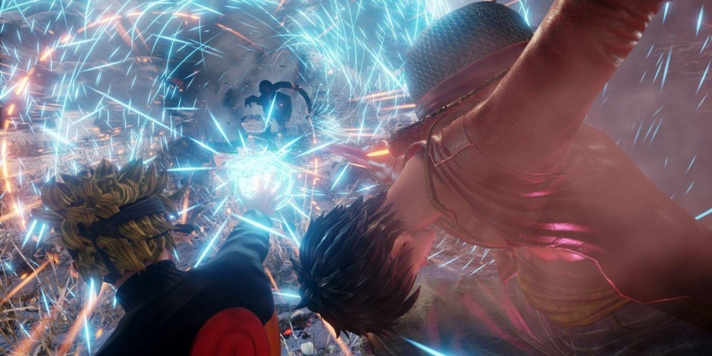 Por que Jump Force Fighting o crossover final de anime Flopou? 2