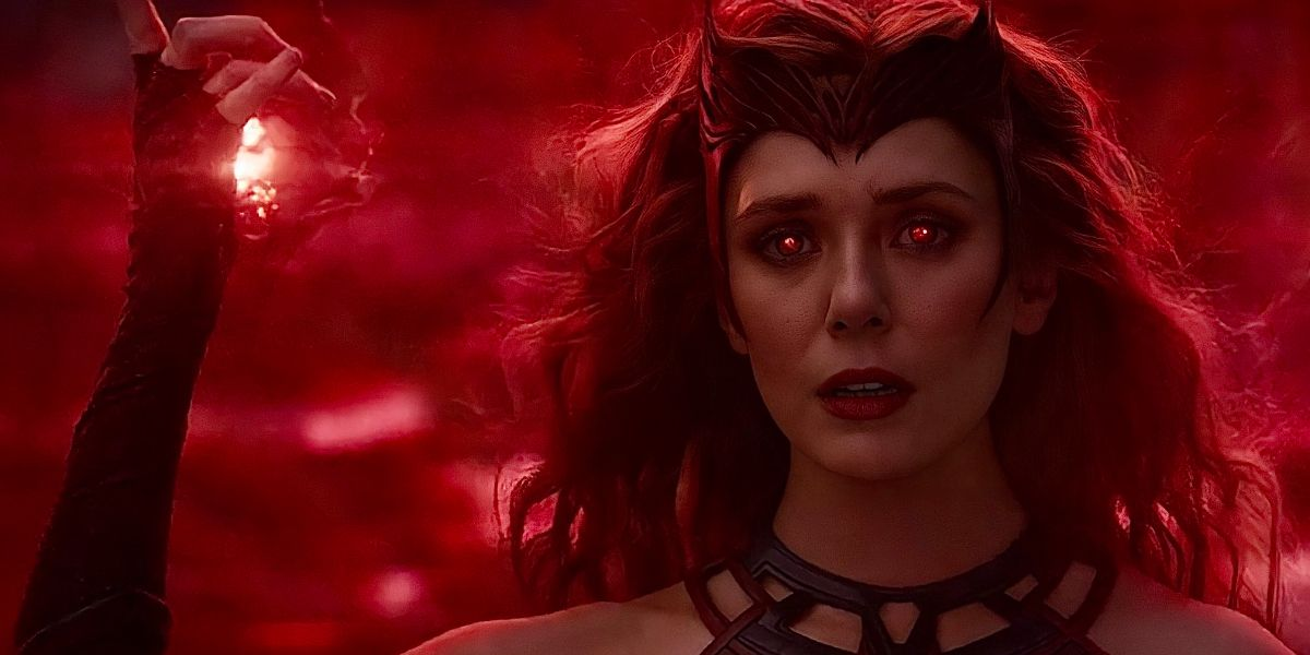WandaVision Replica Gives Better Look at Scarlet Witch's Headdress