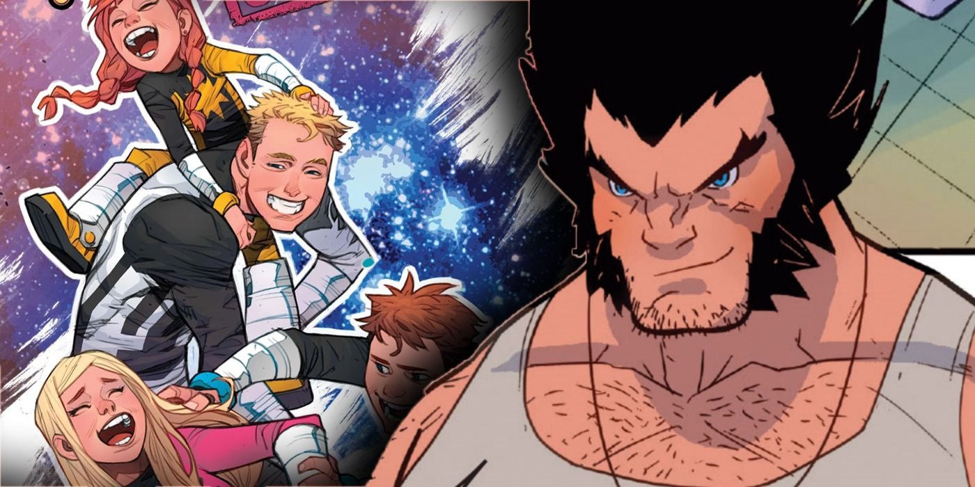 Wolverine Just Took the Entire Power Pack Under His Wing | CBR