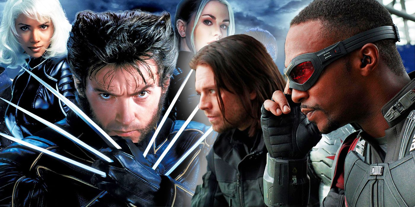MCU Theory: Falcon and Winter Soldier Teased an X-Men, Weapon X Connection