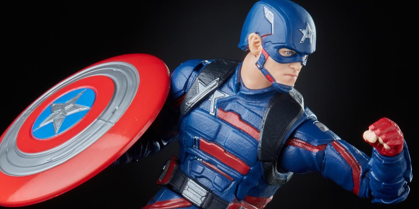 Falcon and Winter Soldier's US Agent Gets the Marvel Legends Treatment