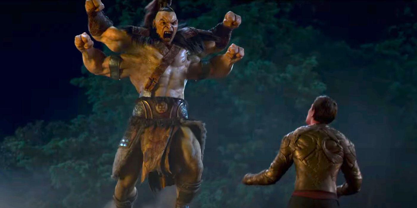 Mortal Kombat's Goro Is 'Extremely Integral' to the Film's Story