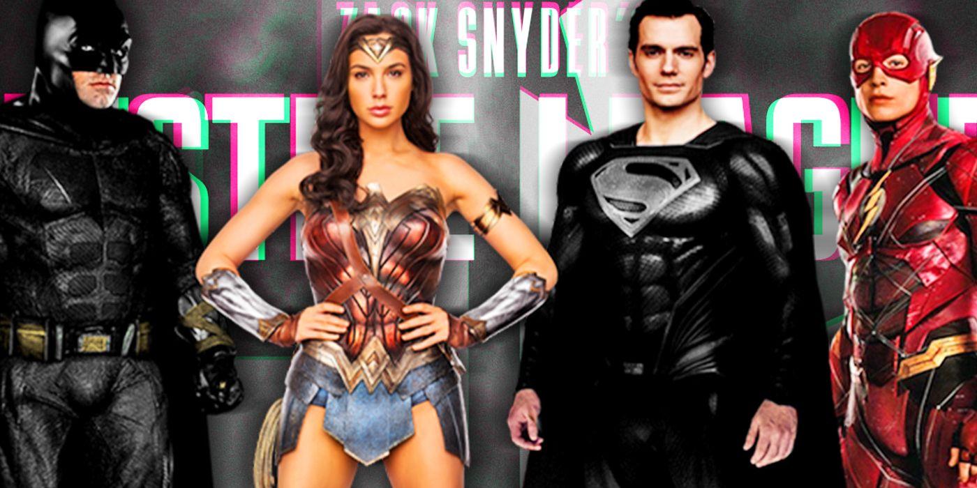 Zack Snyder's Justice League Confirms the DCEU's WORST Superhero