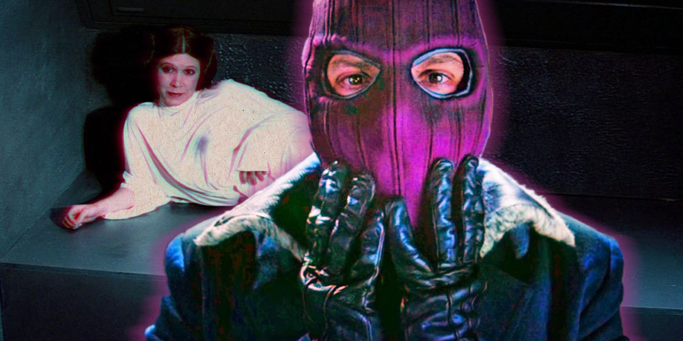Falcon and Winter Soldier: Zemo's Cell Number is a Star Wars Reference