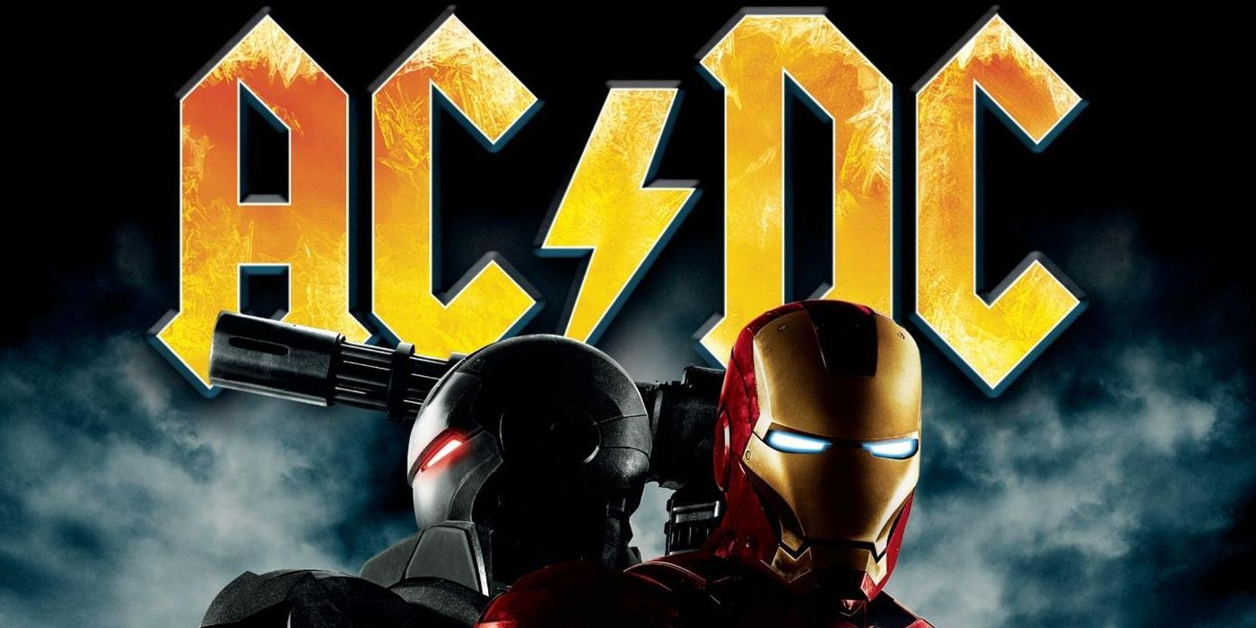 AC/DC Being Iron Man's Favorite Band Helped Legitimize the MCU