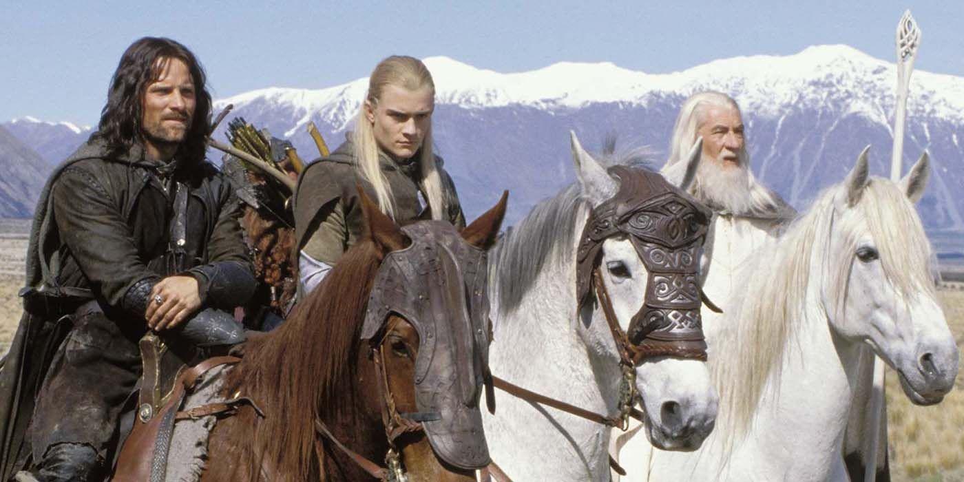 Senhor dos Anéis: A Origem do Cavalo de Gandalf Shadowfax 2