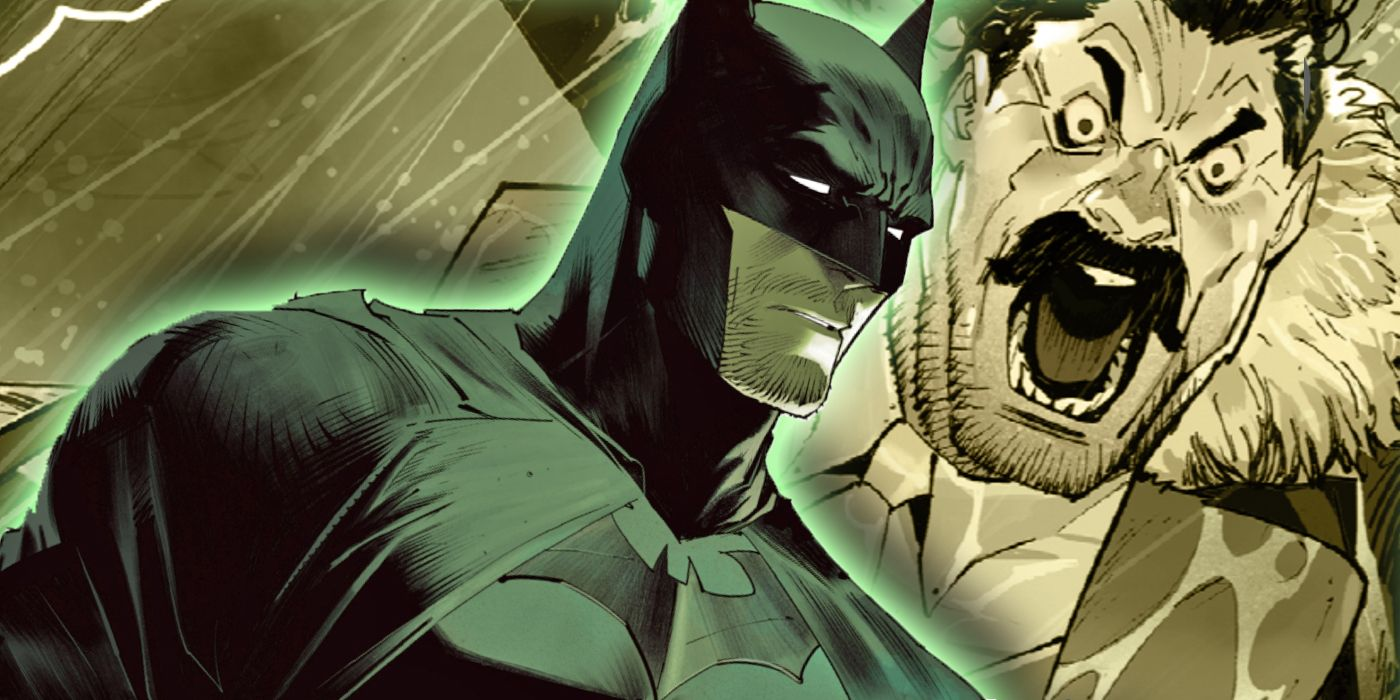 Batman Is Officially Gotham City's Most Wanted Outlaw | CBR