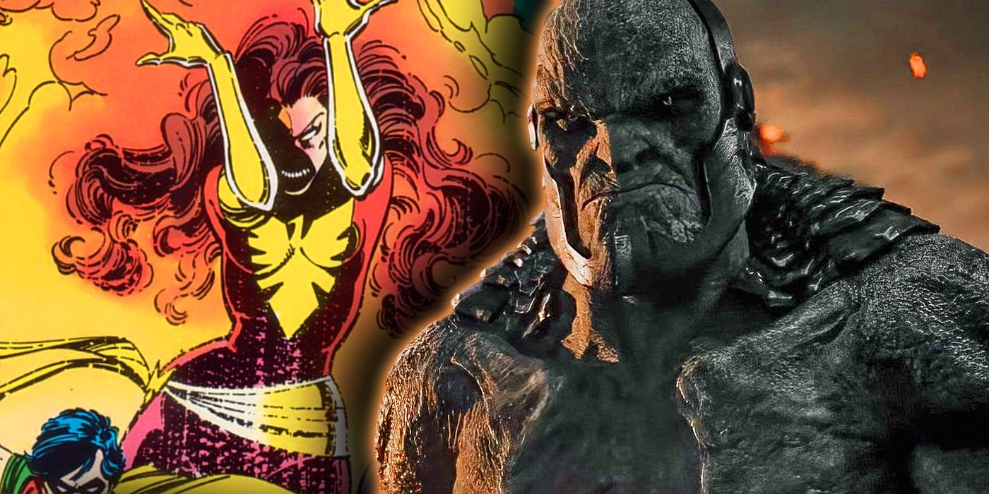 Darkseid Tried to Use the X-Men's Phoenix to Conquer Marvel and DC
