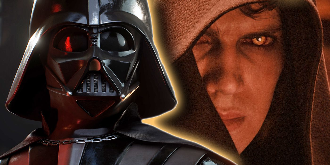 Star Wars Reveals Darth Vader Channels the Force's Dark Side Through Pain